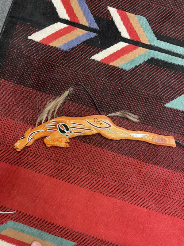 Horse Dance Stick Native American Dance Staff Pow Wow Native American Made