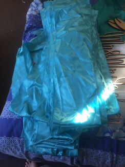 100 x Turquoise Chair Sashes North Tivoli Ipswich City Preview