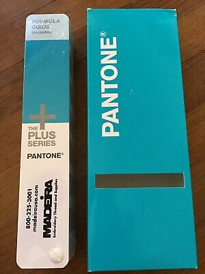 Pantone Plus Uncoated Formula Guide Brand New Sealed W Open Box