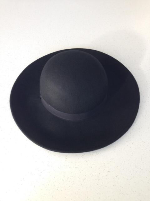 aad97b6aea9 Roxy Love In LA Felt Hat Black Size S M RRP  49.99