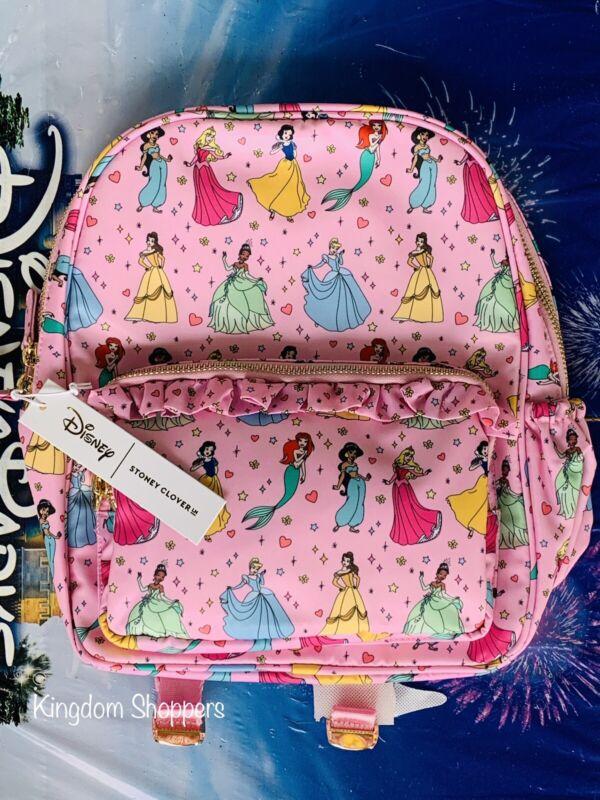 Disney x Stoney Clover Lane Never Stop Dreaming Princess MINI Backpack Ruffle