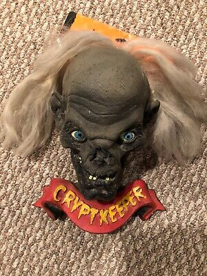 en Doorknocker 1996 Tales Of Crypt With Tags Rare Htf Gemmy (Crypt Keeper Halloween)