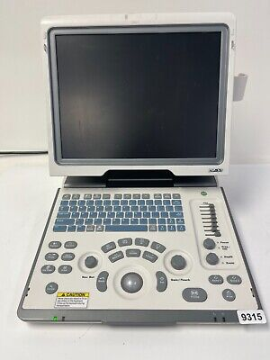 Mindray Dp-50 Digital Ultrasound Diagnostic Imaging System Parts Only 9315