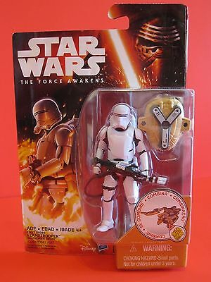 "Hasbro Star Wars the Force Awakens 3.75"" First Order Flametrooper"
