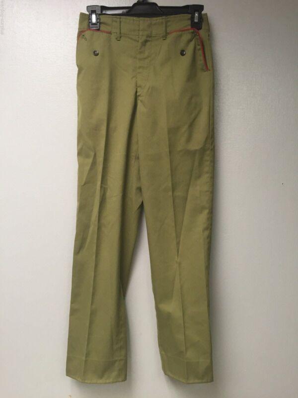 vintage BOY SCOUTS OF AMERICA UNIFORM BSA OLIVE GREEN MEN