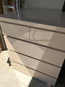 Drawers sand colour Rowville Knox Area Preview