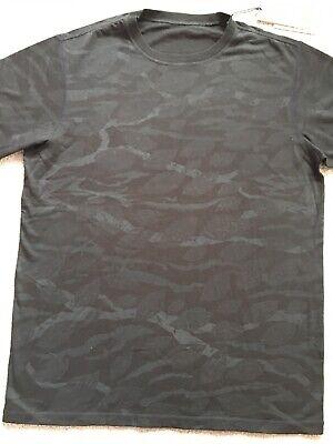 Maharishi Men's Camo/Black Reversible TShirt - Originally £90