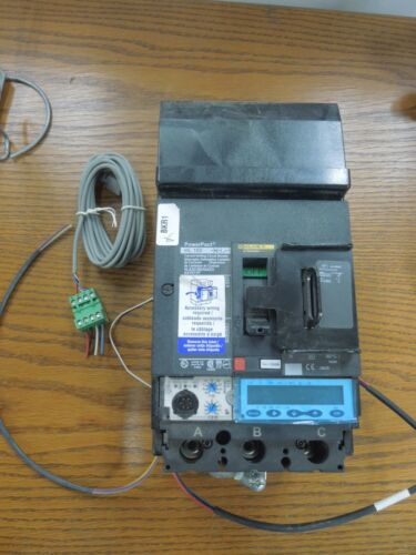 Square D I-line Hla36150u54x Circuit Breaker 150a 3p 600v Lsig Surplus Takeout