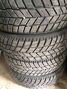 4 pneus d hiver 185/60/15