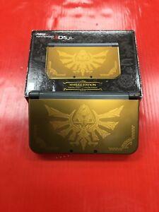 3DS ÉDITION HYRULE À VENDRE!!!