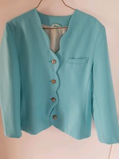 bulk lot Size 12 women's business suit & jackets