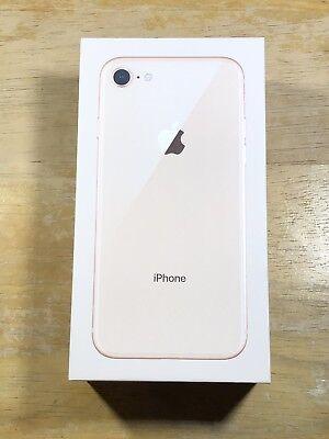 Apple iPhone 8 - 64GB - Gold (Unlocked) A1863 (CDMA + GSM) *Apple Assurance*