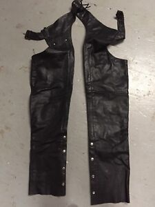 Brand New Small motorcycle chaps