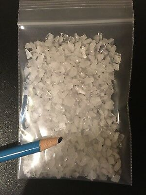 Crushed Quartz - High Purity 8oz