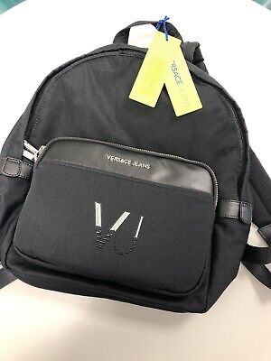 Versace Jeans Backpack - Black
