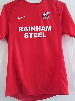 2010-2011 Scunthorpe United Away Football Shirt Medium  /41675 image