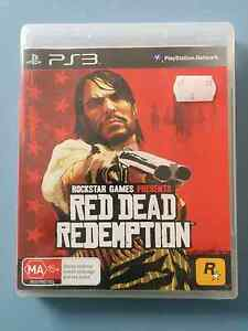 Red Dead Redemption PS3 Gilmore Tuggeranong Preview