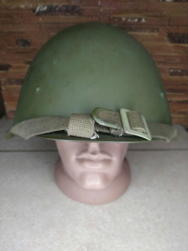Helmet Steel SSh 40 WWII Original Military Soviet Army RKKA WW2 Big SIZE 3