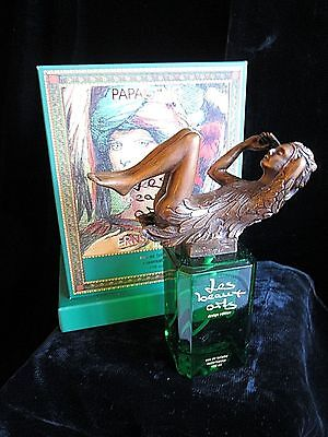 Les Beaux Arts Papageno Ernst Fuchs Signed Limited Edition Perfume Bronze No 9