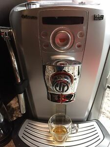 Saeco ring plus espresso, saeco odeo, 3 to pick see ad.