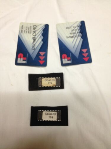 FP Mailing machine Centormail and Ultimail dealer cards and eprom chips
