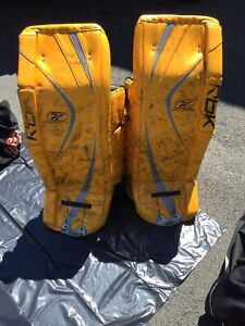Pro Quality Goalie Gear (full set)