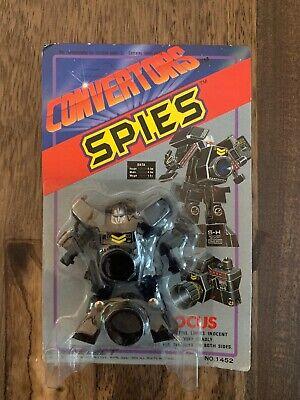 Rare Vintage KO Transformers Convertors Japanese Bootleg MOC 90s Robot FOCUS
