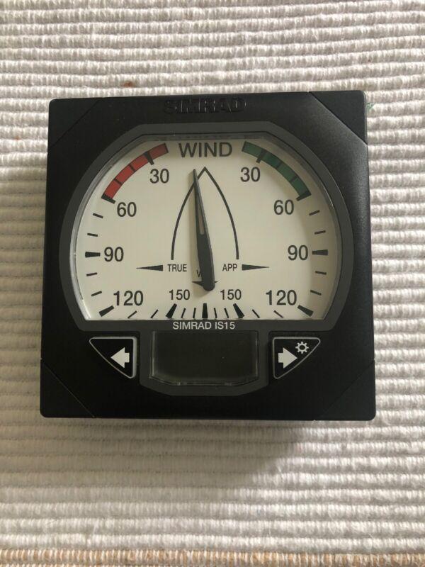 SIMRAD IS15 Marine Wind Display
