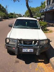 2000 Holden Frontera Wagon The Gardens Darwin City Preview