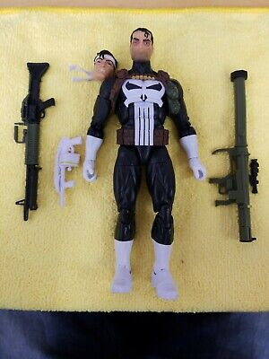 "The Punisher - 6"" figure series Marvel Legends series Walgreens Exclusive"