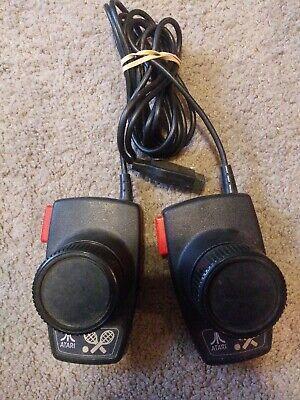 Atari 2600 paddles, tested