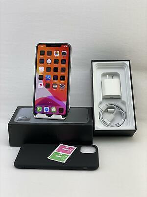 Apple iPhone 11 Pro Max A2161 256GB Gray! Mint condition! Factory Unlocked phone