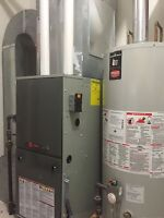 HVAC Heating Contractor Available