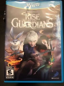 Wii U - Rise of the Guardians game