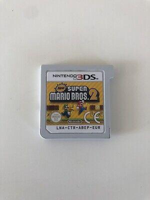 New Super Mario Bros 2 Nintendo 3DS Game