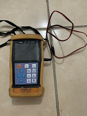 Cctv Tester 3500-c Analog Tvi Cameras
