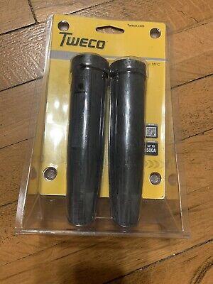 Tweco Mpc Connectors 500amp. 4-mpc 9425-1400  Malefemale Set - Genuine Lead