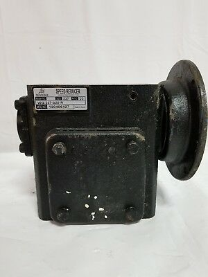 Ironhorse Heavy-duty Worm Speed Reducer Gearbox Wg-237-020-r 201