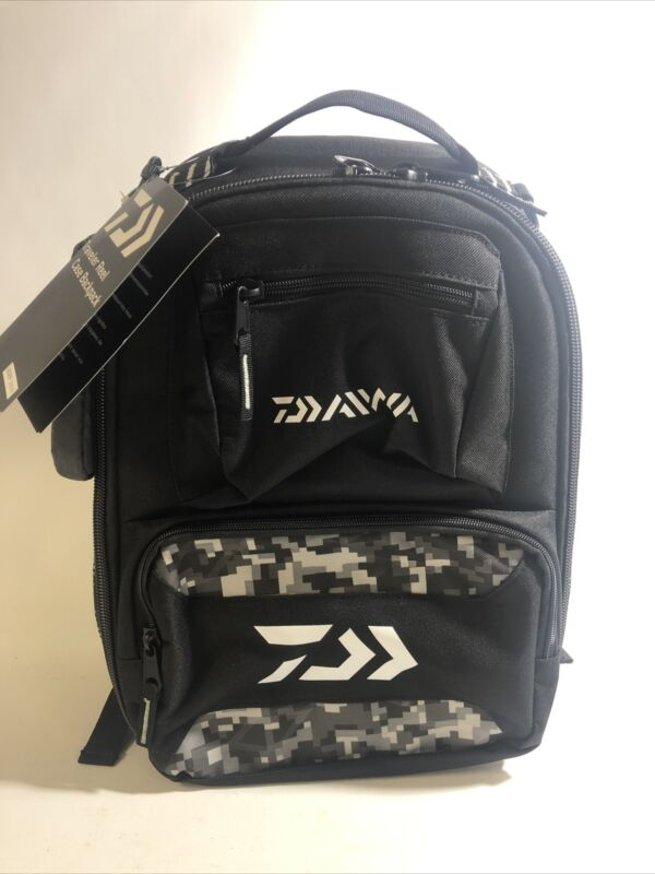 NEW ITEM - Daiwa Tactical Traveller Backpack Style Reel Case