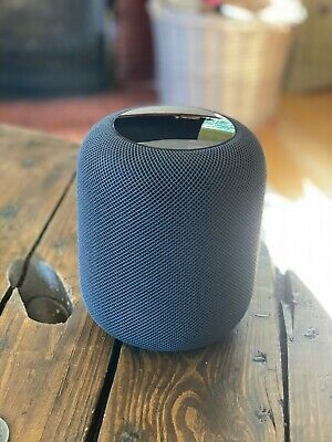 Apple HomePod in Space Grey - Smart speaker - MQHW2B/A