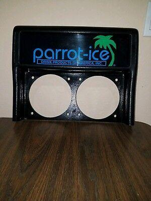 Parrot Ice Frozen Margarita Machine Plastic Front