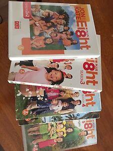 Jon+Kate plus 8 DVD Season 1-5 region 1 Innaloo Stirling Area Preview
