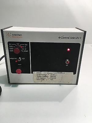 Amersham Uv-1 Control Unit Uv Detector