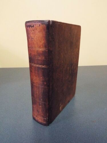1495 Geneva Bible ?? Rare Misprinted Title Page