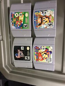 WANTED N64 GAMES PAYING BIG BUCKS FOR THEM!!! NIntendo