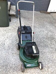 Victa Commando 2 stroke lawn mover