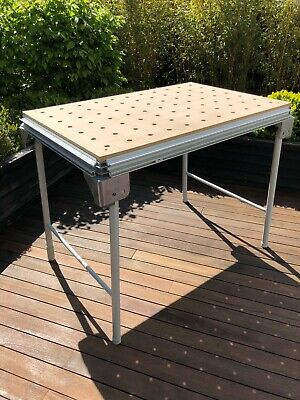 Festool MFT3 Saw Bench Joinery Work Table 495314 *Cheapest on eBay*