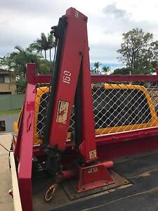 ute mounted hydraulic boom lift Bald Hills Brisbane North East Preview