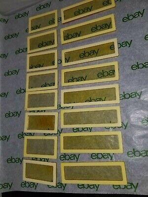 1978 LOT 16 Vintage BARBIE A-FRAME Dream House REPLACEMENT Window Pieces PARTS