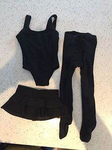 Toddler dance outfit (xs- 2/3)
